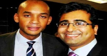 Manoj Ladwa with Labour Member of Parliament Chuka Umanna Manoj Ladwa with Chuka Umanna 351x185