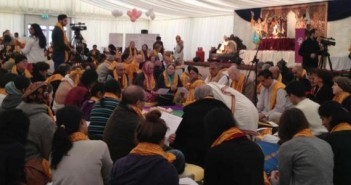 Manoj ladwa attends 40th anniversary of Bhaktivedanta Manor 40th anniversary of Bhaktivedanta Manor 351x185