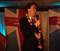the labour party The Labour Party Diwali Reception 2014 ed miliband diali