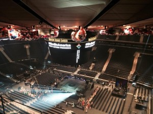 Madison Square 1 behind the scenes The build-up – a behind the scenes preview! Madison Square 1 300x225