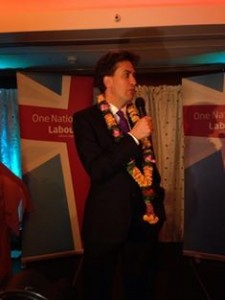 ed miliband at diwali reception the labour party The Labour Party Diwali Reception 2014 ed miliband diali 225x300