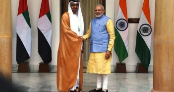 modi Modi's approach to the Arab 'problem' contrasts to Trump's bluster 588b13c15447a