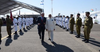 indians Modi's friendship with Netanyahu brings cheer to Indian farmers 0