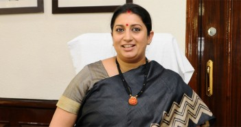 india Finding a voice for a New India Smriti Irani 750 X 350  351x185