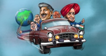 Revving up Auto sector going global