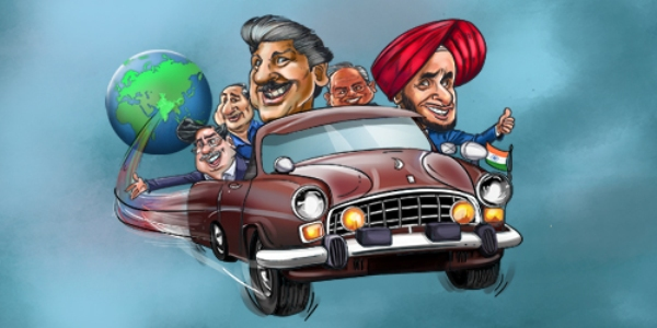 auto sector Revving up: Auto sector going global Revving up Auto sector going global