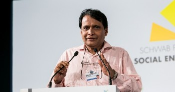 india India's claim to becoming a major global export hub gets big boost Suresh Prabhu 351x185