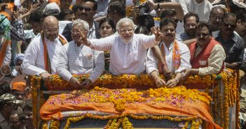 As Modi sounds the poll bugle for 2019, the gloom-mongers start to work overtime PM Narendra Modi at Varanasi campaign 351x185