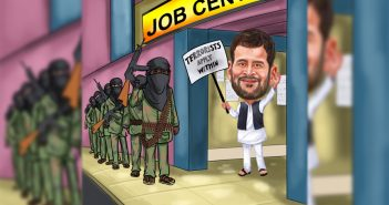 Rahul Gandhi's assessment of Islamic State is Irresponsible & Bizarre Rahul Gandhi Illustrator 351x185