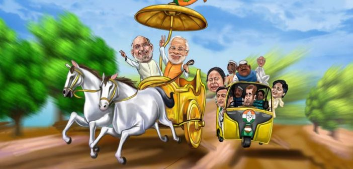 As-politics-moves-to-the-centre-stage-in-India-the-stakes-are-high-at-home-and-abroad  As politics moves to the centre-stage in India, the stakes are high at home and abroad As politics moves to the centre stage in India the stakes are high at home and abroad 702x336