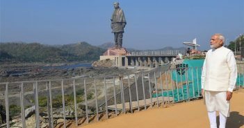 statue of unity A Statue of Unity for a modern India A Statue of Unity for a modern India 351x185  Manoj Ladwa A Statue of Unity for a modern India 351x185
