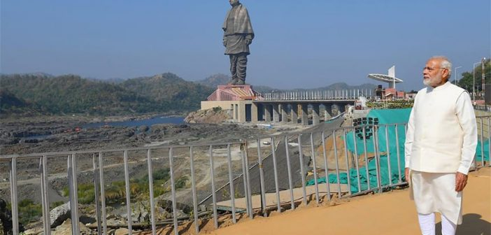statue of unity A Statue of Unity for a modern India A Statue of Unity for a modern India 702x336