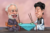 japan Chopstick Diplomacy: Decoding the Modi-Abe equation India and Japan offer the world a new paradigm in development 214x140
