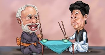japan Chopstick Diplomacy: Decoding the Modi-Abe equation India and Japan offer the world a new paradigm in development 351x185