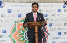 'UK-India Week 2019 is about setting the pace for an exciting new innings' Manoj Ladwa Speech 214x140