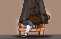 The unveiling of Amit Shah The unveiling of Amit Shah 214x140