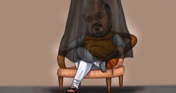 The unveiling of Amit Shah The unveiling of Amit Shah 351x185