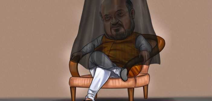 The unveiling of Amit Shah  The unveiling of Amit Shah The unveiling of Amit Shah 702x336