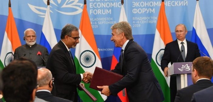 India and Russia tango in Vladivostok, but…  India and Russia tango in Vladivostok, but… Webp