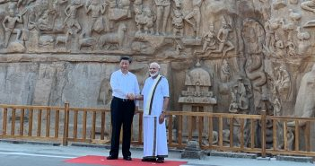 Modi-Xi offsite holds lessons for other powers Modi Xi offsite holds lessons for other powers 351x185