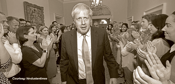 Boris Johnson's win is good news for India-UK ties Boris Johnson 1