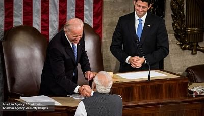 Modi's ISA initiative and Biden's commitment to do his bit to mitigate the effects of global warming have a great synergy that, if combined, can pave the way to a safer planet and future.  'Big Three' greatest democracies must join hands to fight climate change indiaglobalbusiness 2021 02 2b2Modi s ISA initiative and Biden s commitment to do his bit to mitigate the effects of 400x229
